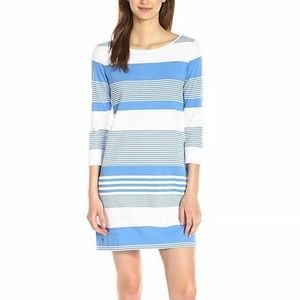 Lilly Pulitzer Marlowe Boatneck Cotton Dress